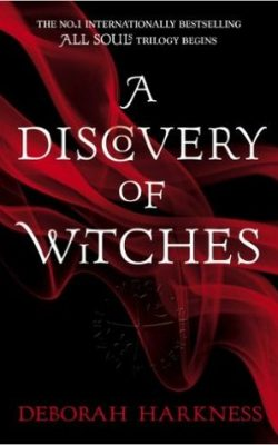 Book cover A Discovery of Witches Deborah Harkness
