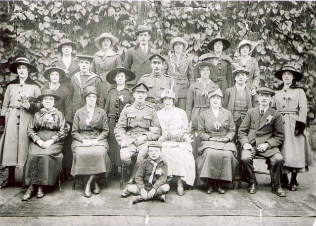 Wedding 1918 Samhain
