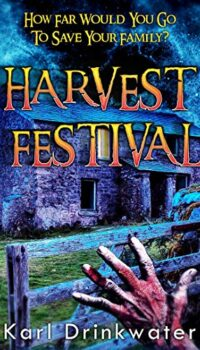 book cover Harvest Festival by Karl Drinkwater