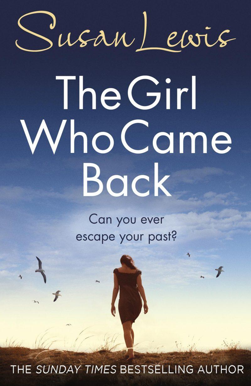 The Girl Who Came Back pb jacket