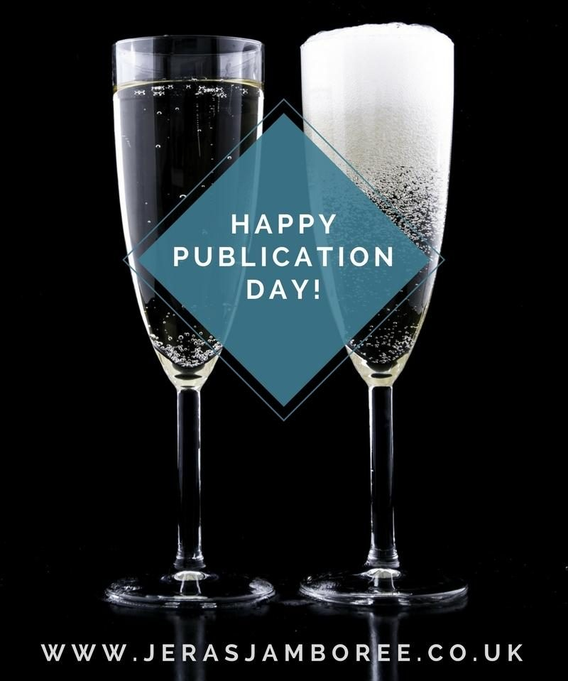 Happy Publication Day from Jera's Jamboree