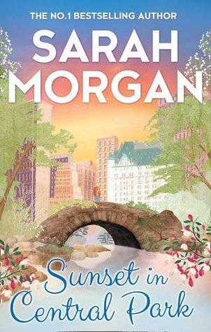 Book cover Sunset in Central Park by Sarah Morgan