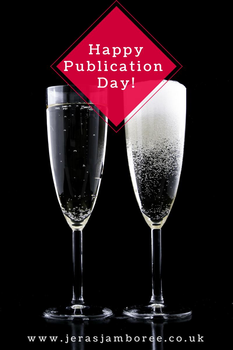Happy Publication Day