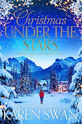 Book cover Christmas Under the Stars by Karen Swan