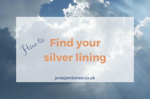 How to find your silver lining