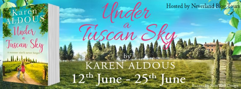 Under a Tuscan Sky Karen Aldous
