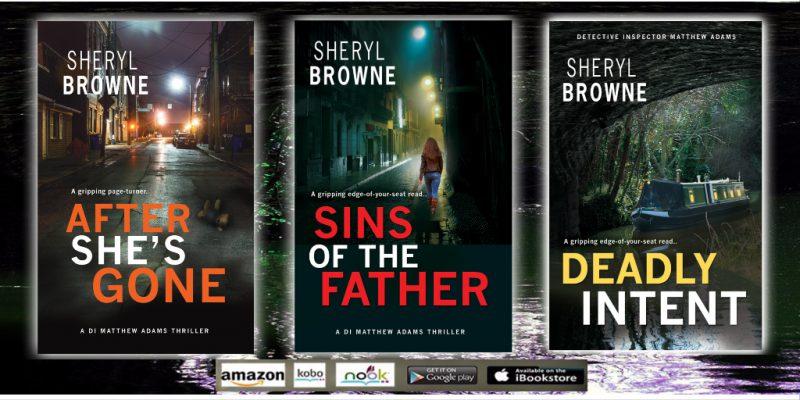 Sheryl Browne DI Adams series