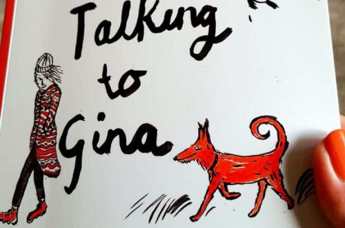 Talking to Gina Ottilie Hainsworth