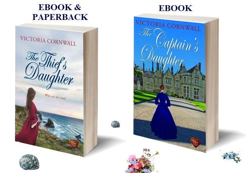 Victoria Cornwall Cornish Tales series