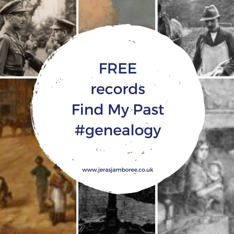 free ancestry records