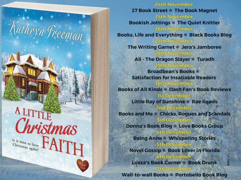 A Little Christmas Faith Kathryn Freeman