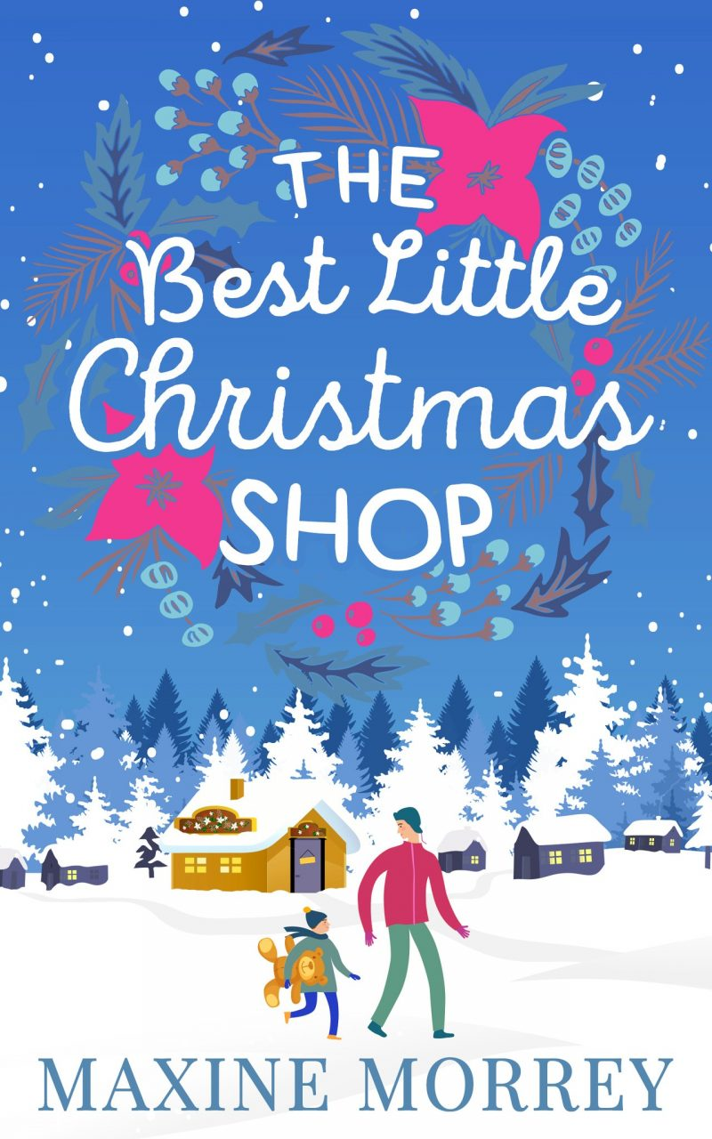 Maxine Morrey The Best Little Christmas Shop