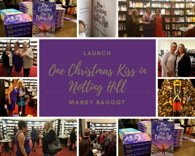 One Christmas Kiss in Notting Hill Mandy Baggot