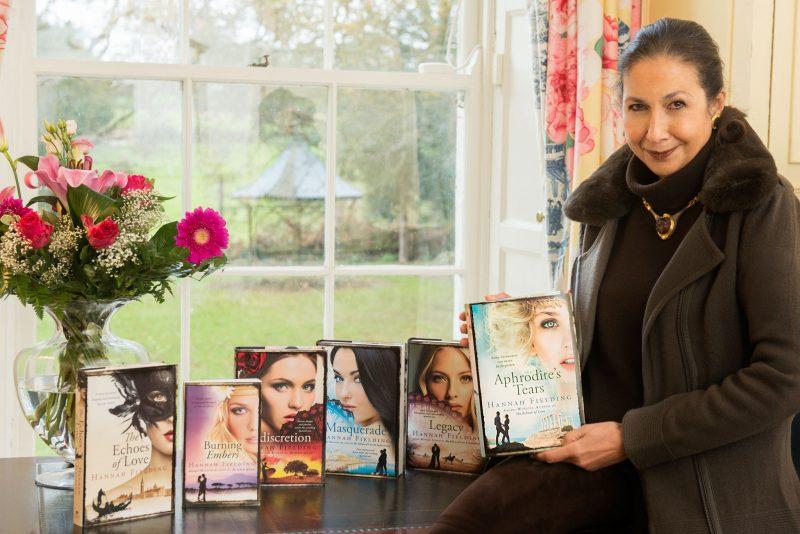 Author photo Hannah Fielding
