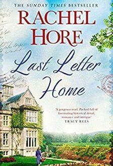 Last Letter Home Rachel Hore