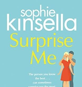 Surprise Me Sophie Kinsella