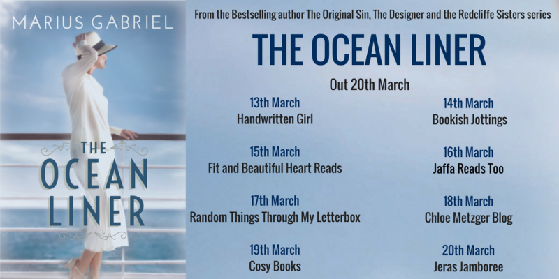 The Ocean Liner Marius Gabriel