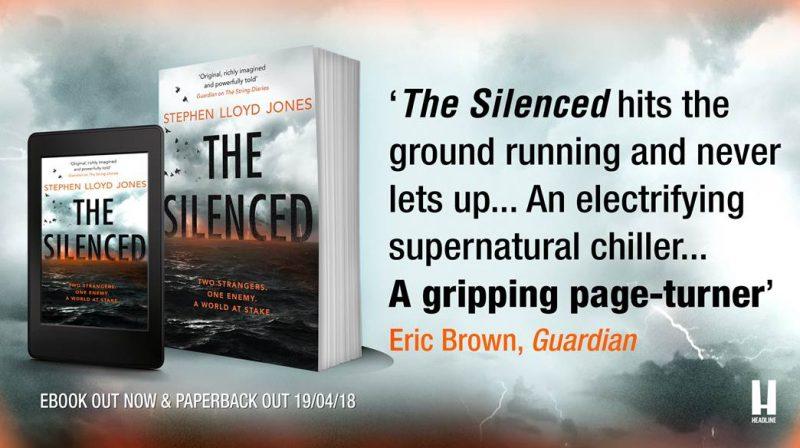 The Silenced Stephen Lloyd Jones Guardian quote
