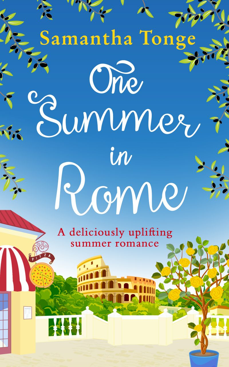 One Summer in Rome Samantha Tonge