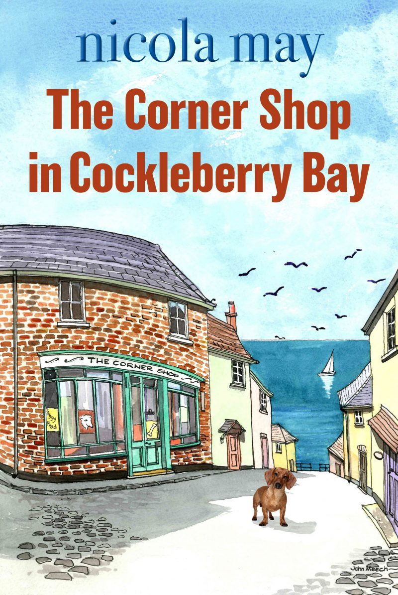 The Corner Shop in Cockleberry Bay Nicola May