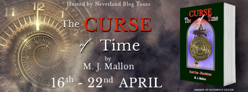 The Curse of Time M J Mallon