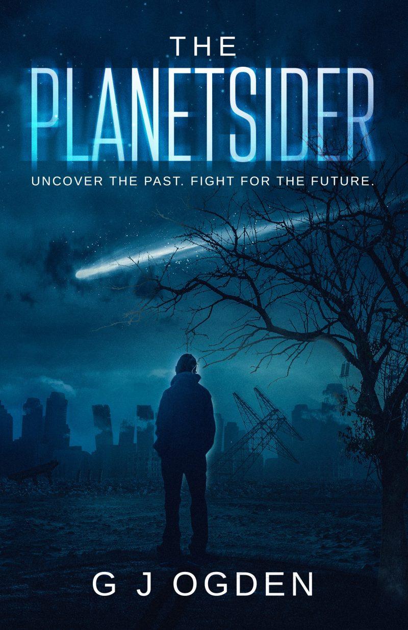 The Planetsider debut novel G J Ogden