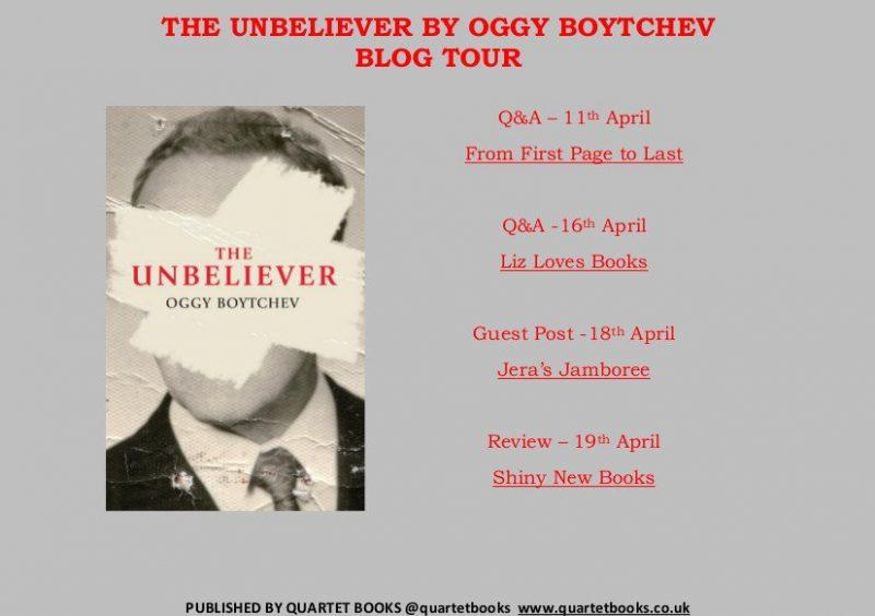 The Unbeliever Oggy Boytchev