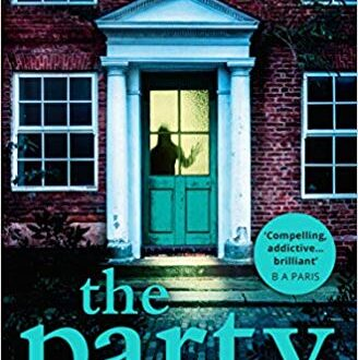 Book cover for The Party Lisa Hall