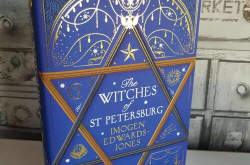 The Witches of St Petersburg Imogen Edwards-Jones
