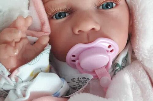 Mio Bambinos Reborn Doll