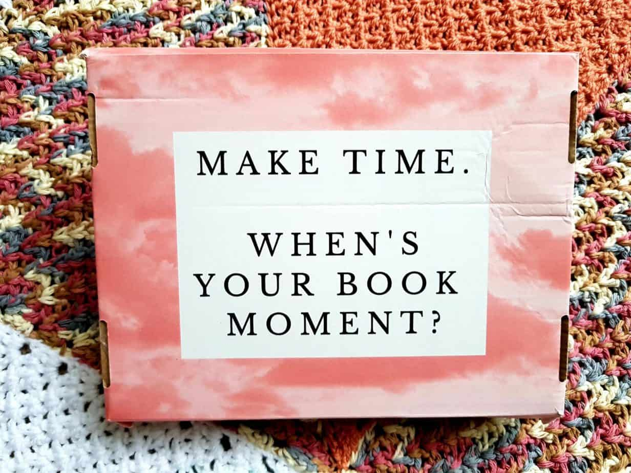 My Book Moment Subscription Box