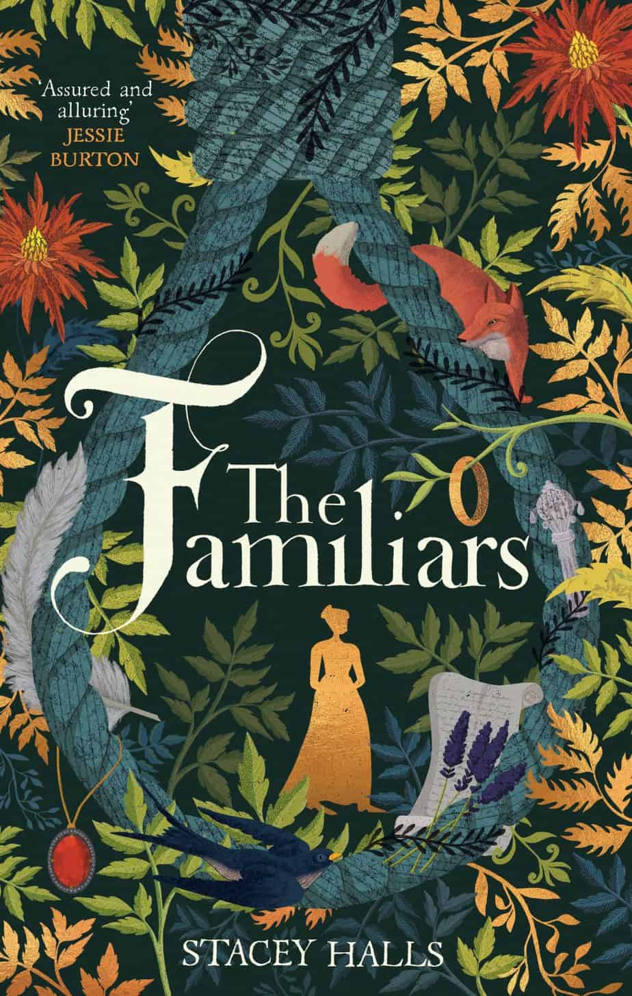 Book cover The Familiars by Stacey Halls