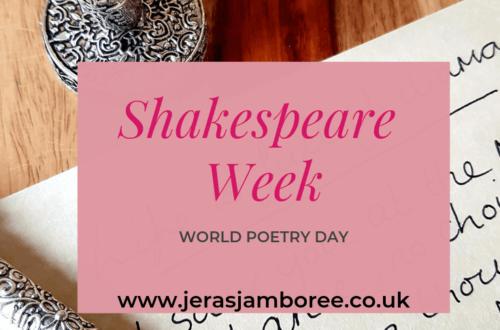 Shakespeare Week 2019