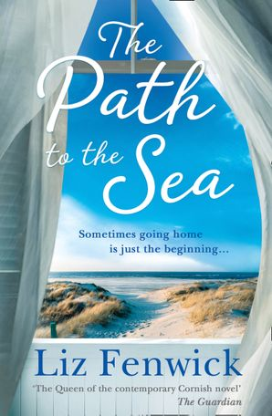 The Path to the Sea Liz Fenwick book cover