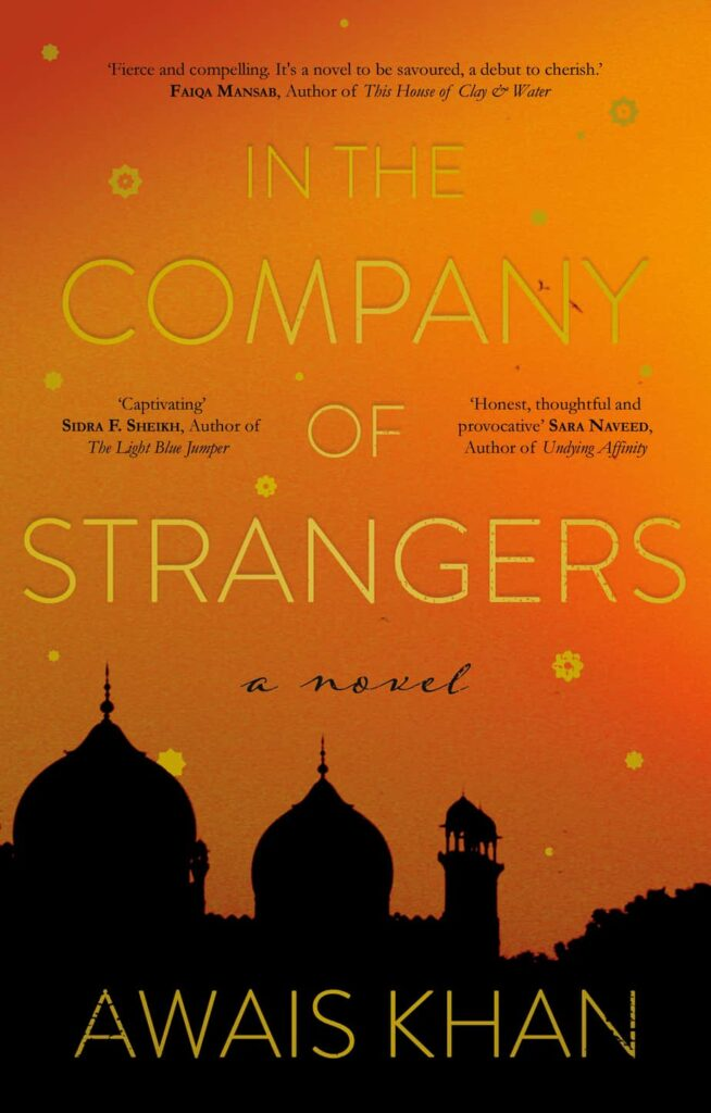 Book cover In The Company of Strangers by Awais Khan
