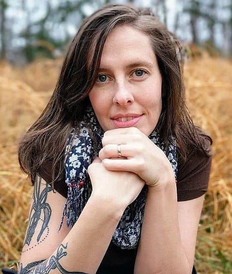 Author photo Alix E Harrow