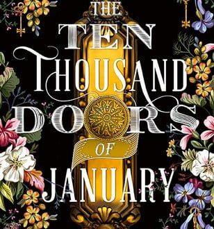 Book cover The Ten Thousand Doors of January by Alix E Harrow