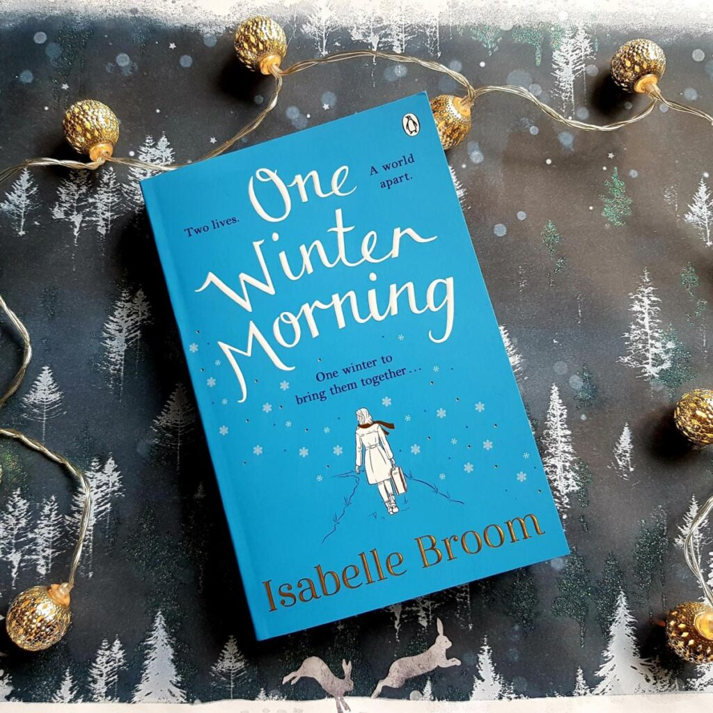 Book cover One Winter Morning Isabelle Broom