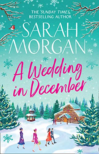 Book cover for A Wedding in December by Sarah Morgan