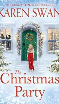 Book cover The Christmas Party by Karen Swan