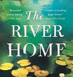 Book cover for The River Home by Hannah Richell