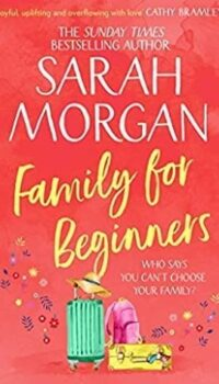 Book cover for Family for Beginners by Sarah Morgan