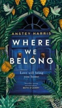 Book cover for Where We Belong by Anstey Harris