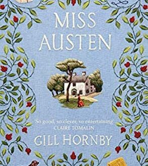 Book cover for Miss Austen by Gill Hornby