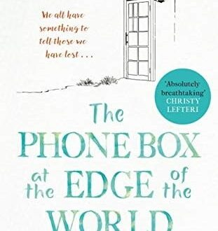 Book cover for The Phone Box at the Edge of the World by Laura Imai Messina