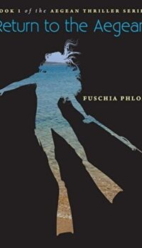 Book cover for Return to the Aegean by Fuschia Phlox