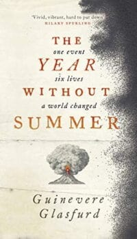 Book cover for The Year Without Summer by Guinevere Glasfurd