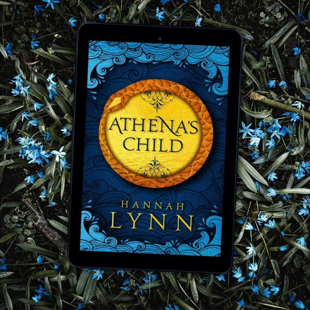 Book cover Athena's Child by Hannah Lynn