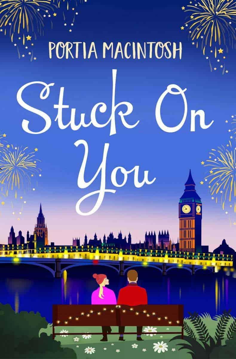 Book Cover Stuck On You Portia MacIntosh