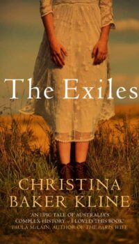 Book cover The Exiles by Christina Baker Kline